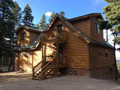 Cloudcroft Single Family Home For Sale: 97 Big Dipper Rd