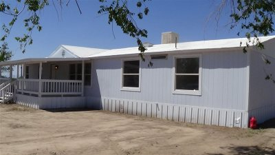 Tularosa Single Family Home Under Contract: 1570 N Bookout Rd