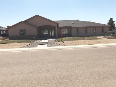 Alamogordo Single Family Home For Sale: 2140 Cielo Grande Corte