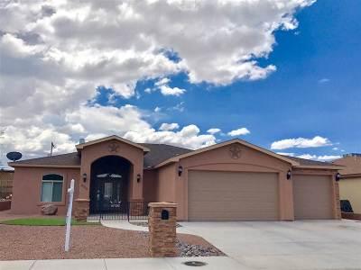 Alamogordo Single Family Home For Sale: 436 Tierra Bella Drive