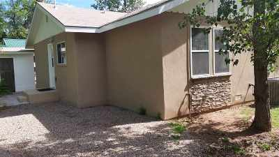 Tularosa Single Family Home For Sale: 708 6th St