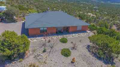 La Luz Single Family Home For Sale: 10 Ocotillo Trl