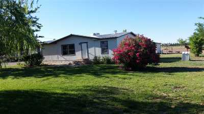 Tularosa Single Family Home For Sale: 64 NW Bookout