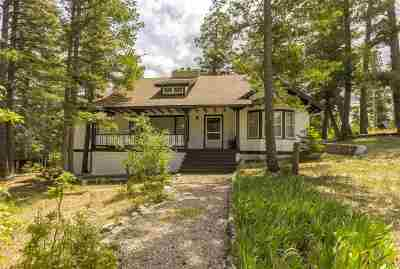 Cloudcroft Single Family Home Under Contract: 204 Panther Ave