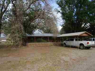 Tularosa Single Family Home For Sale: 128 Bookout Rd