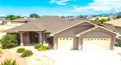 Alamogordo Single Family Home For Sale: 2448 Sedona Ridge