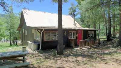 Cloudcroft Single Family Home For Sale: 6 Elderberry Meadow