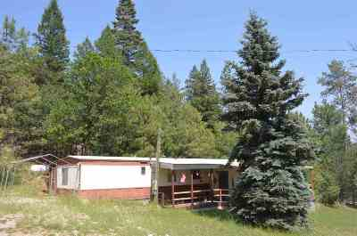 Cloudcroft Single Family Home Under Contract: 28 Center Rd