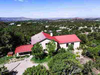 La Luz Single Family Home For Sale: 14 Butternut Rd