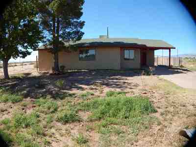 Tularosa Single Family Home Under Contract: 131 Tulie Gate Rd