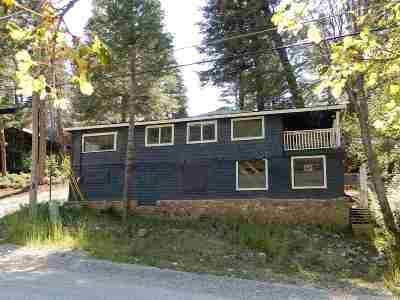 Cloudcroft Single Family Home For Sale: 205 A Swallow Pl