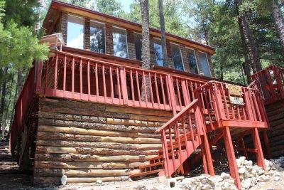 Cloudcroft Single Family Home For Sale: 17 El Cajon Blvd