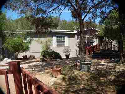 Bent Single Family Home For Sale: 300 Nogal Canyon Rd