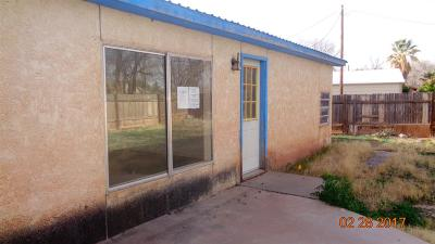 Tularosa Single Family Home For Sale: 207 7th St