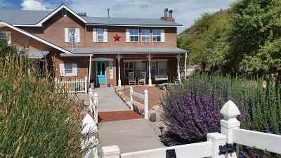 Tularosa Single Family Home For Sale: 23355 Us Hwy 70
