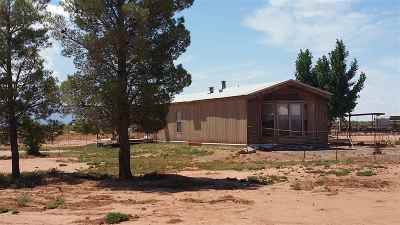 Tularosa Single Family Home For Sale: 274 Riata Rd