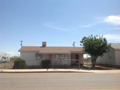 Alamogordo Single Family Home For Sale: 1424 La Velle Rd