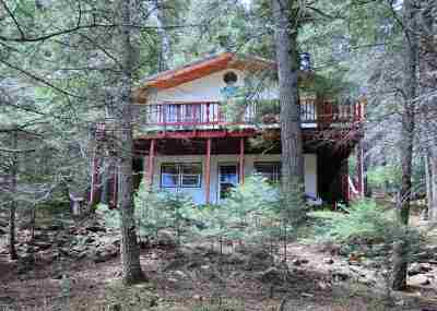 Cloudcroft Single Family Home Under Contract: 9 Cougar Rd