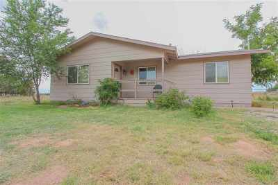 Tularosa Single Family Home Under Contract: 4 Bednorz Ln
