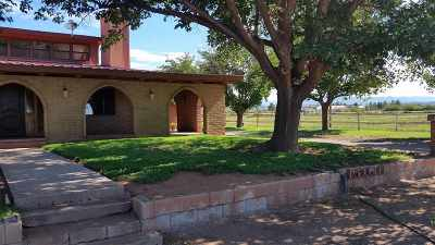 Tularosa Single Family Home For Sale: 15 Roy Tucker Ln