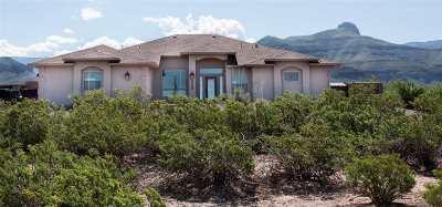 Alamogordo Single Family Home For Sale: 806 Caneadea Lp