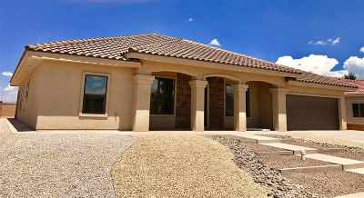 Alamogordo Single Family Home For Sale: 1026 Datura Dr