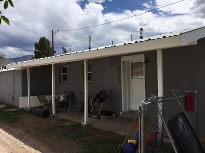 Alamogordo Single Family Home For Sale: 1608 Hawaii Av