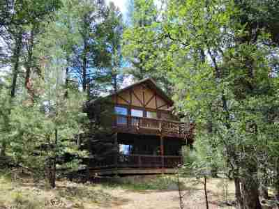 Mayhill Single Family Home For Sale: 18 Mule Deer