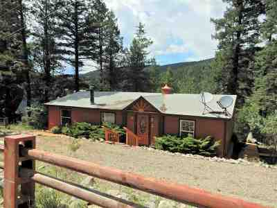 Cloudcroft Single Family Home For Sale: 37 Hopi Trl