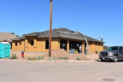 Alamogordo Single Family Home Under Contract: 589 San Simon Drive