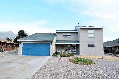 Alamogordo Single Family Home For Sale: 404 Eagle Dr