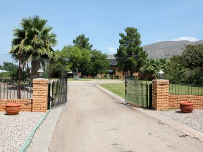 Alamogordo Single Family Home Under Contract: 1513 Rockwood