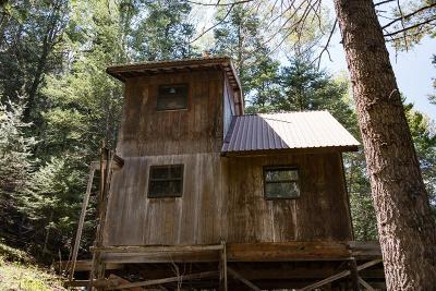 Cloudcroft Single Family Home For Sale: 254 Cox Canyon Hwy