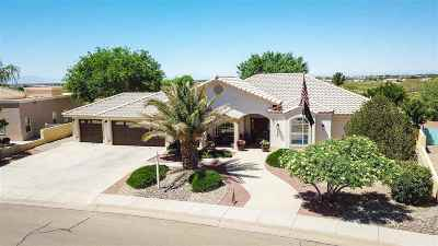 Alamogordo Single Family Home For Sale: 2452 Tres Lagos