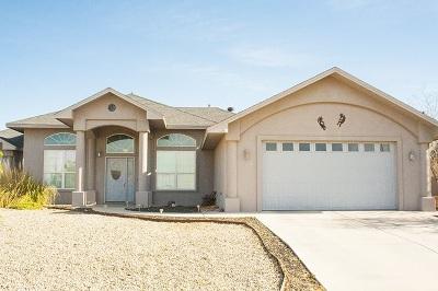 Alamogordo Single Family Home For Sale: 2135 Cielo Grande Corte