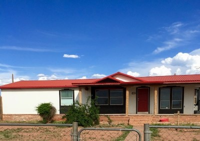 Tularosa Single Family Home For Sale: 5 Zia Ln