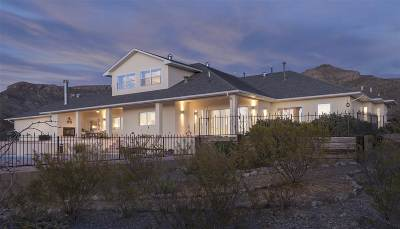 Alamogordo Single Family Home For Sale: 11 Valle Vista