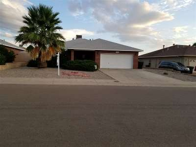 Alamogordo Single Family Home For Sale: 1082 Mimosa Av