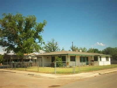 Alamogordo Single Family Home For Sale: 415 San Andres St
