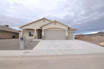 Alamogordo Single Family Home For Sale: 509 San Simon Drive