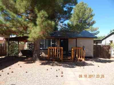 Tularosa Single Family Home For Sale: 1001 Monte Vista Ave
