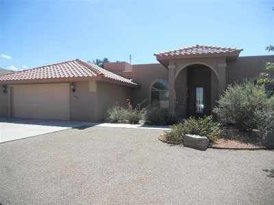 Alamogordo Single Family Home For Sale: 344 Casa De Suenos