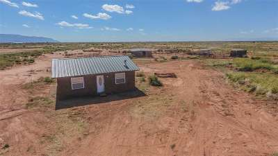Tularosa Single Family Home For Sale: 30 Money