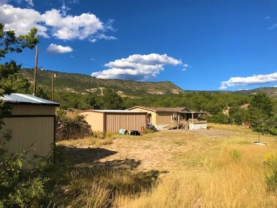 Bent Single Family Home Under Contract: 24099 Us Hwy 70
