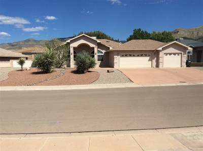 Alamogordo Single Family Home For Sale: 2994 Birdie Lp