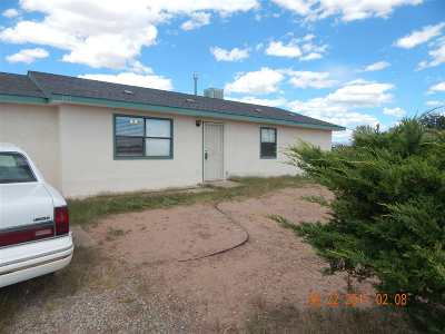 Tularosa Single Family Home For Sale: 115 Tulie Gate Rd