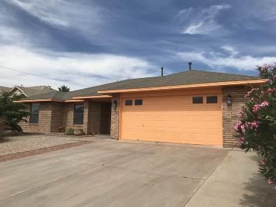 Alamogordo Single Family Home For Sale: 3882 Basswood Dr