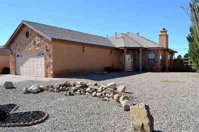 Alamogordo Single Family Home For Sale: 3851 Basswood Dr
