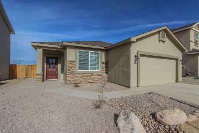 Alamogordo Single Family Home For Sale: 855 Valencia