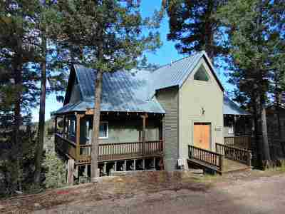 Cloudcroft Single Family Home For Sale: 507 Sunset Blvd